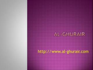 Business Group Dubai - Al Ghurair