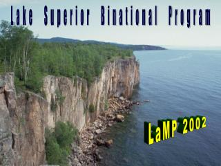 Lake  Superior  Binational  Program