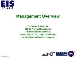 Management Overview