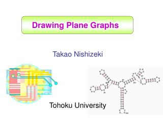 Drawing Plane Graphs