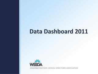 Data Dashboard 2011
