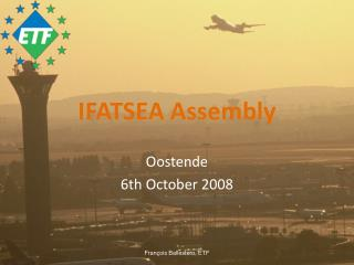 IFATSEA Assembly