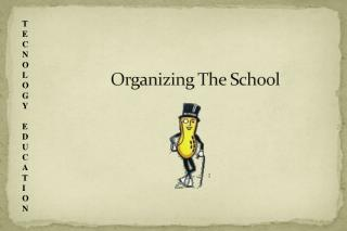 Organizing The School
