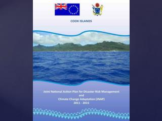 The Pacific Islands Framework for Action on Climate Change (PIFACC)