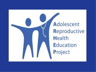 Adolescent Reproductive Health Data