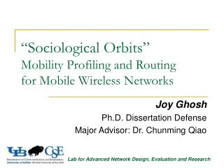 """Sociological Orbits"" Mobility Profiling and Routing for Mobile Wireless Networks"
