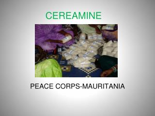 CEREAMINE