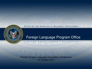 Foreign Language Program Office