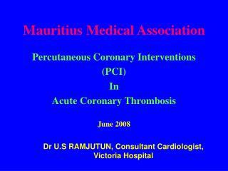 Mauritius Medical Association