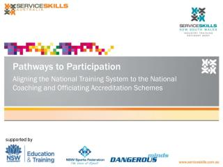 Pathways to Participation