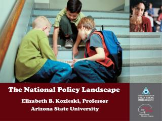 The National Policy Landscape