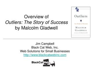 Overview of Outliers: The Story of Success by Malcolm Gladwell