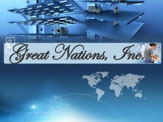 Great Nations, Inc.