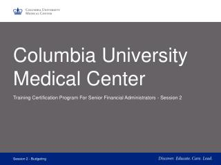 Columbia University Medical Center