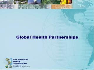 Global Health Partnerships