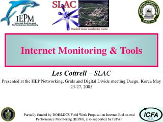 Internet Monitoring & Tools