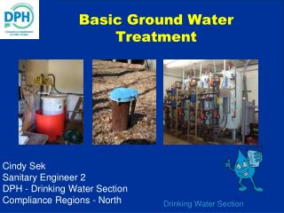 Basic Ground Water Treatment