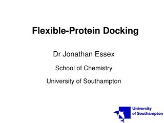 Flexible-Protein Docking