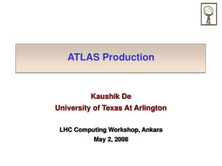 ATLAS Production