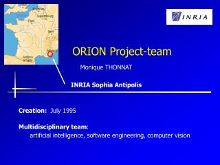 ORION Project-team