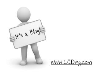 Why You must Visit my Blog LCDIng