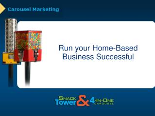Carousel Marketing - Bulk Candy & Gumball Vending Machine