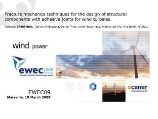 EWEC09 Marseille, 18 March 2009