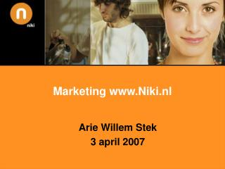 Marketing Niki.nl