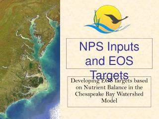 NPS Inputs and EOS Targets