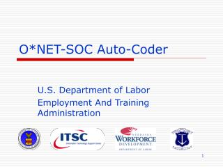 O*NET-SOC Auto-Coder