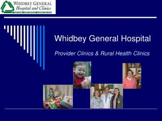 Whidbey General Hospital Provider Clinics & Rural Health Clinics
