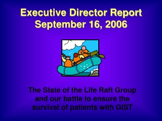 Executive Director Report September 16, 2006