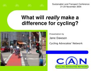 What will  really  make a difference for cycling?