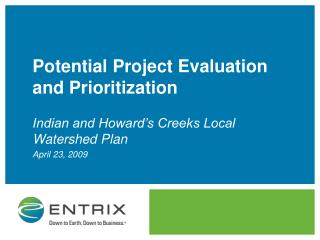 Potential Project Evaluation and Prioritization