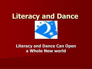Literacy and Dance