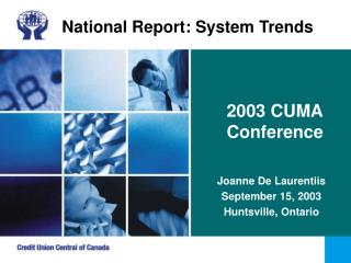 National Report: System Trends