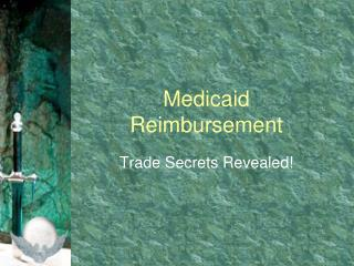 Medicaid Reimbursement