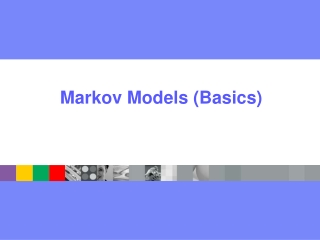 Chapter 10 Markov Chains