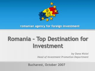 Romania – Top Destination for Investment