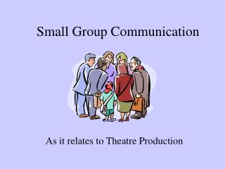 Small Group Communication