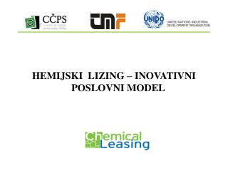 HEMIJSKI  LIZING – INOVATIVNI POSLOVNI MODEL