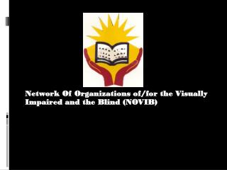 Network Of Organizations of/for the Visually Impaired and the Blind (NOVIB)