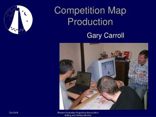 Competition Map Production