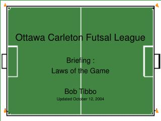 Ottawa Carleton Futsal League