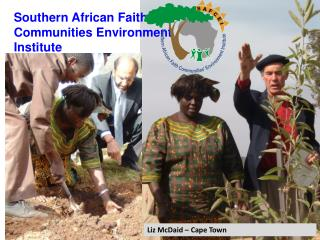 Southern African Faith Communities Environment Institute