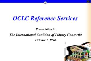 OCLC Reference Services