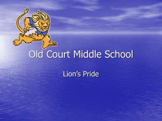 Old Court Middle School