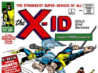 xID Web Services (xISBN, xOCLCnum, xISSN) FRBR grouping of editions and formats