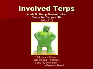 Involved Terps