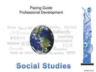 Pacing Guide   Professional Development